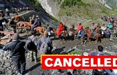 Amarnath Yatra 2020 Cancelled
