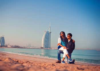 Dubai Honeymoon Tour Package