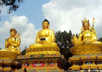 Buddhist Tour with Golden Triangle