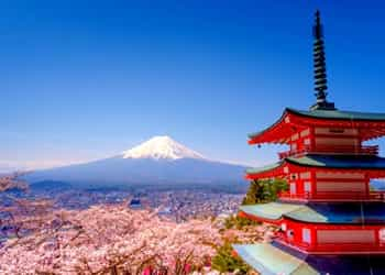 Japan China Korea Tour Package