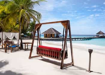 Taj Coral Reef Resort Maldives Tour Package