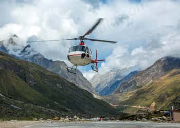 Kedarnath Helicopter Tour Package