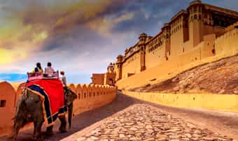 Rajasthan Forts Palaces Tour Package