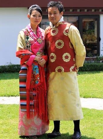 Dress of Sikkim